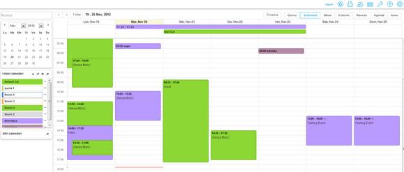 calendario appuntamenti online facile da utilizzare