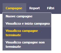 campagne terminate