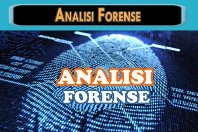 analisi forense