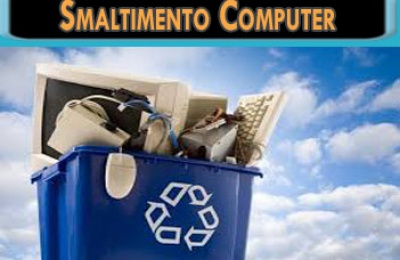 smaltimento computer